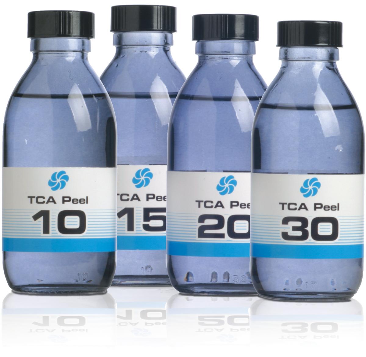 Химический трихлоруксусный раствор для лица
